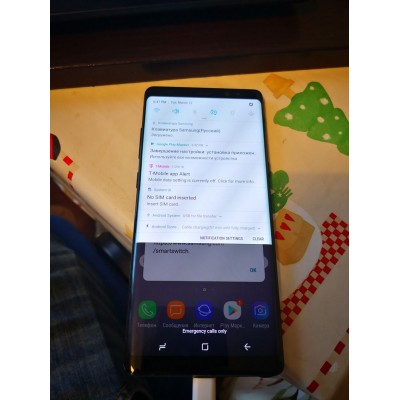 Разблокировка Samsung Note 8 от американского оператора T-Mobile