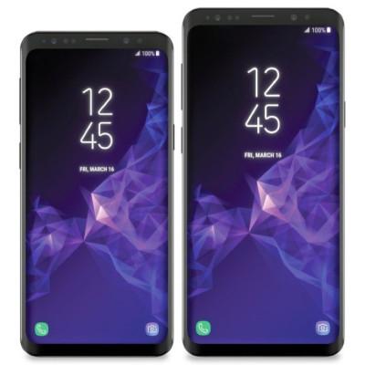 Разблокировка Samsung Galaxy S9 или S9+